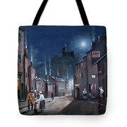 Tower Street Dudley C1930s Tote Bag