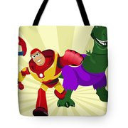 Toy Story Avengers Tote Bag