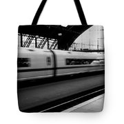 Train Station, Cologne, Germany Tote Bag