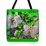 Trapped Fairies Tote Bag