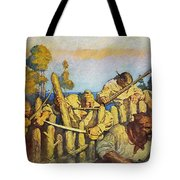 Treasure Island, 1911 Tote Bag