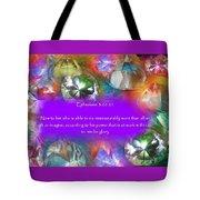 Treasures Of Heaven Tote Bag