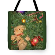 Tree Of Toys Tote Bag