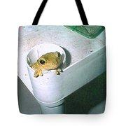 Treefrog Tote Bag