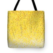 Trees At Twilight Xv Tote Bag