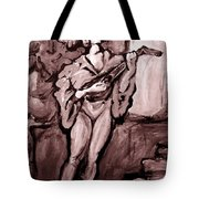 Troubadour Tote Bag
