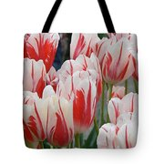 Tulips 8 Tote Bag