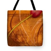Tulips Are People Xi Tote Bag