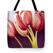Tulips Are People Xiii Tote Bag