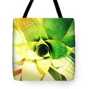 Tunnel Of Green Tote Bag