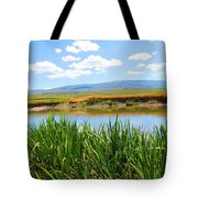 Turkey Countryside Tote Bag