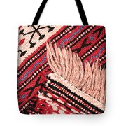 Turkish Rug Tote Bag by Tom Gowanlock
