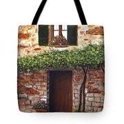 Tuscan Casa Montepulciano Tote Bag