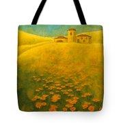 Tuscan Gold 2 Tote Bag