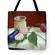 Tuscan Table Tote Bag