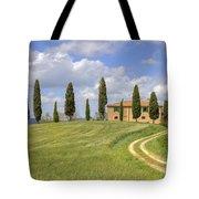 Tuscany - Pienza Tote Bag