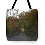 Twice The Speed Of Autumn Tote Bag