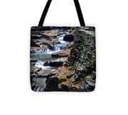 Two Kinds Of Steps Tote Bag