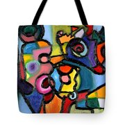 Uncertainty Principle Tote Bag