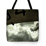 Under My Wing Tote Bag
