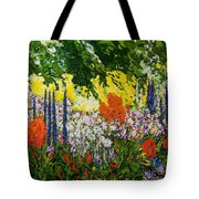 Under The Branch Tote Bag