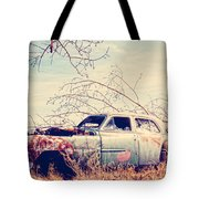 Under The Seat  Tote Bag