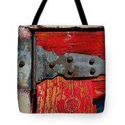Unhinged Tote Bag