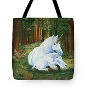 Unicorns Lap Tote Bag