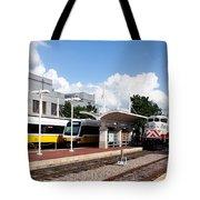 Union Station Dallas Texas Tote Bag