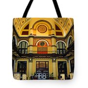 Union Station Lobby Large Size Tote Bag