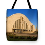 Union Terminal, Cincinnati Tote Bag