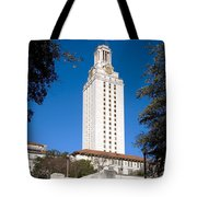 University Of Texas At Austin Tote Bag