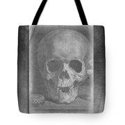 Untitled Skull Tote Bag