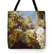 Up Into Wisteria Tote Bag