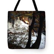 Up River Tote Bag