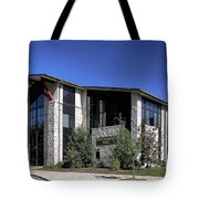 Upj Blackington Hall Tote Bag