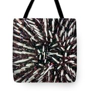 Urchin Spines Tote Bag