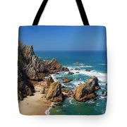 Ursa Beach Tote Bag