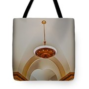 Us Capitol Crypt Tote Bag