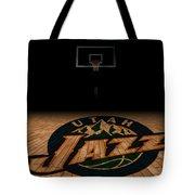 Utah Jazz Tote Bag