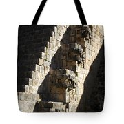 Uxmal Maya Ruins Tote Bag