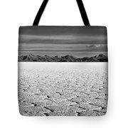 Uyuni Salt Falt Pattern Tote Bag