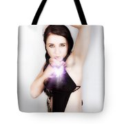 Valentines Day Kiss Tote Bag