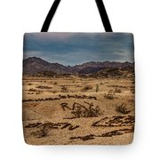 Valley Of The Names Tote Bag by Robert Bales