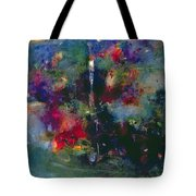 Valley Of The Waterfalls Tote Bag