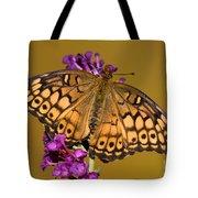 Variegated Fritillary Tote Bag