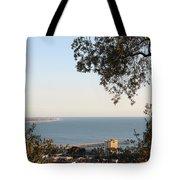 Ventura Skyline Tote Bag