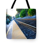 Ventura Train Station Tote Bag