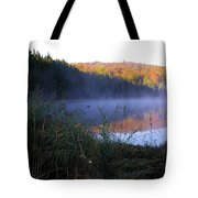 Vermont Pond Tote Bag