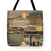 Victoria And Albert Waterfront Tote Bag